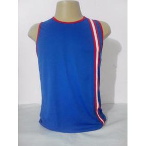 8c934e088 Camisetas e Blusas Regatas Cor Principal Azul para Masculino em Rio ...