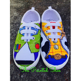 Vans Toy Story Woody fucsia
