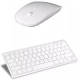 Pack Teclado Wireless Y Mouse Wireless Mac Pc Envio Gratis