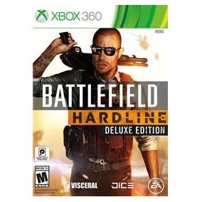 Battlefield Hardline Deluxe Português Mídiafísica Xbox 360