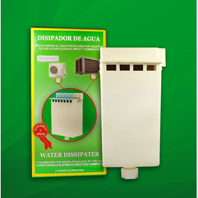 Disipador De Agua Para Aire Acondicionado Split Envio Gratis