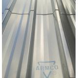 Ff Chapa Trapecio Galv Ecopanel X Metro Linea 0.30 M Armco