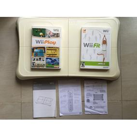 Acessório E Jogos Originais De Wii
