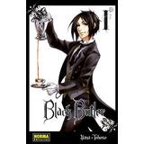 Manga - Black Butler 01 / Yana Toboso