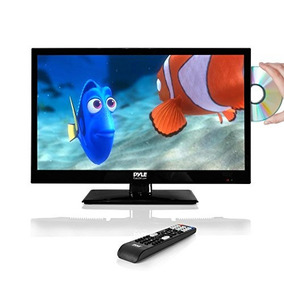 Pyle 21.5 1080p Led Tv Multimedia Disc Player