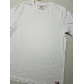 Remera Camiseta Blanca Levi
