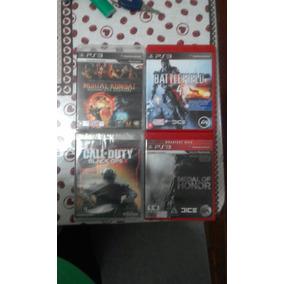 Jogos Originais Seminovos Para Playstation 3 4 Jogos.