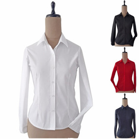 761ded8bd3f42 Camisas Mujer Chombas Blusas Talle L - Ropa y Accesorios en Capital ...