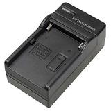 Cargador Baterías Np-f960 F970 F770 F750 F570 Envío Gratis !