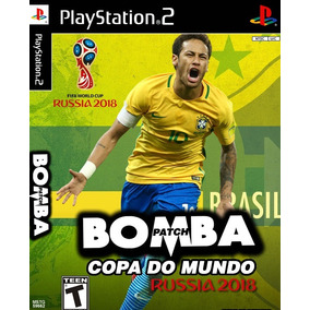 Bomba Patch Copa Do Mundo18 + Brind Bomba Patch A-b-c-d