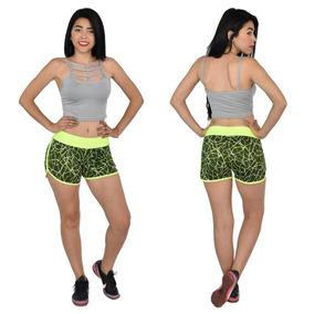 Short Deportivo Ropa Mujer Sport Correr Gym Ckxr04832