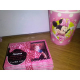 Minnie Mouse , Imanes ,tarjetas,,etc.