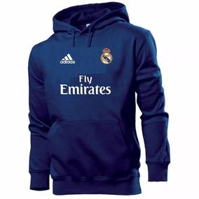 Blusa De Frio Casaco Moleton Time Real Madrid Futebol Novo 1f2e328cd6d32