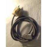 Cable Poder Schuko Computadora Subasta V155439