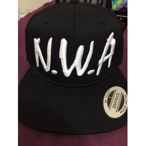 Gorra Snapback N.w.a Nwa Compton Bordado 3d