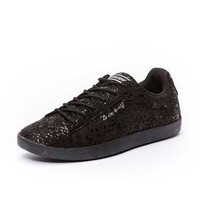 Zapatillas Mujer Le Coq Sportif Agate Low Glam -1-7336-l