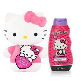 Shampoo Y Espuma De Baño Hello Kitty