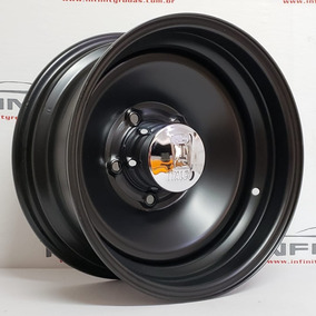 Kit 2 Roda 15 Custom 5x139 F100 F1000 Galaxie 15x7 Mb