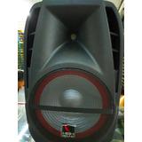 Bafle 15 Amplificado Con Bluetooth