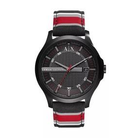 Relógios Armani Masculino Luxuoso Original C  Nf Ax2197 2pn · R  799. 12x R   66 sem juros 0ba04f5649