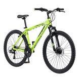 Bicicleta Mongoose Feature Aluminio Rod26 C/susp 21vel 2018