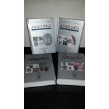 Anatomia Humana 11° Ed Rouviere Edit Elsevier 4 Tomos