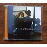 David Bowie: Nothing Has Change. The Best. 2 Cds Made In Usa