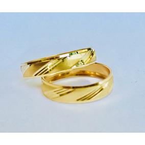 Anillos Matrimonio Oro Argollas Boda Par