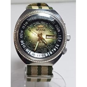 ce18cda012f Relogio Oriente 46941 1977 - Relógios De Pulso no Mercado Livre Brasil
