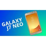Samsung J7 Neo Dualsim Dorado + Mfshop