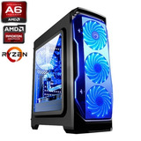 Pc Gamer Torre Amd A6 Radeon R5 8gb Ram Ddr4 + Envios Gratis