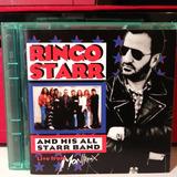 Ringo Starr (beatles Lennon Harrison Mccartney) Live Usa Lea
