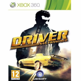 Jogo Driver San Francisco Xbox 360
