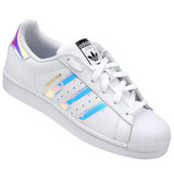 Tenis adidas Superstar Tornasol Iridescent Aq6278 Oferta