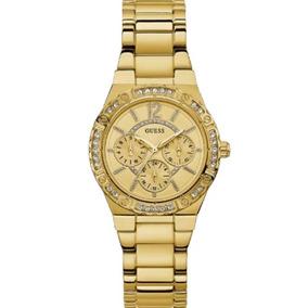 Guess Relogio Dourado Feminino Fosco Toledo Parana - Relógios De ... 8cd4c20397