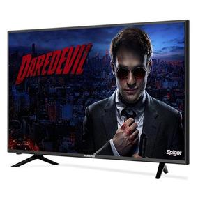 Smart Tv Led 50 Wifi 4k Hdr Panavox Oferta Mf 50uhd5658