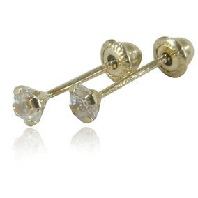 c328c5574637 Aretes Para Bebe Oro 10k Joyeria Diamantes Puebla - Aretes en ...