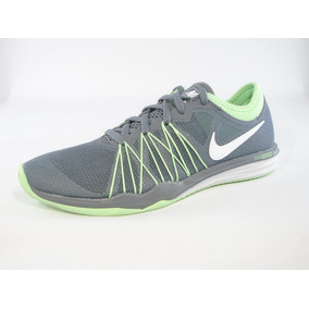 best cheap 53e68 1a65f ... inexpensive tenis nike dual fusion originales grises verde mujer  ligeros 8f1ce 5a169 ...