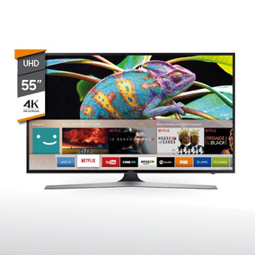 Smart Tv 55 Uhd 4k Samsung Mu6100