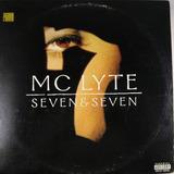 Mc Lyte - Seven & Seven Insert Importado Usa 2 Lp