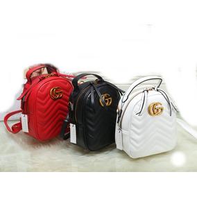 4f1bcd1c6 Mochila Gucci - Carteras de Otros Materiales para Mujer en Mercado ...