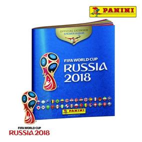 En Stock Album Oficial Rusia 2018 Figuritas Panini Xuruguay
