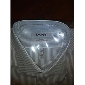 Camisa Dkny Slim Fit Nueva
