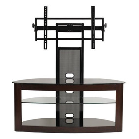 Transdeco Tv Stand With Universal Mounting System For 35