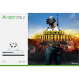 Consola Xbox One S 1tb Playerunknowns Battlegrounds