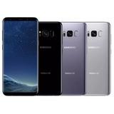 Samsung Galaxy S8 Plus 128gb Recertificado 1 Año De Garantia