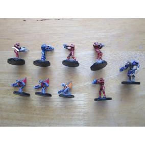 Halo Mini Figuras En 60.00 Cada Una