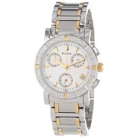 c7f7a1bfc4c Relogio Bulova Numero 16 Modelo 98r98 - Relógios De Pulso no Mercado ...