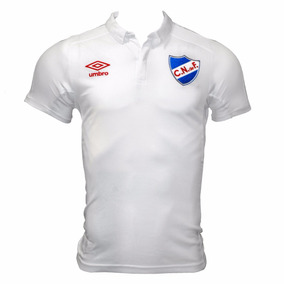 8f074ee9f6 Camiseta Blanca 2017 Niño Club Nacional De Football Umbro