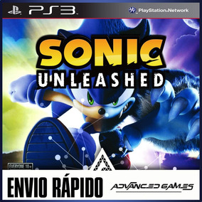 Sonic Unleashed - Psn Ps3